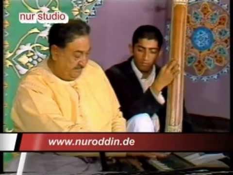 ustad sarahang ghazal urdu