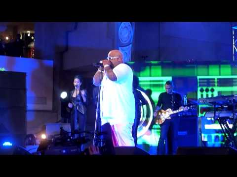 CeeLo Green - Fuck You (Hollywood Highland Center, Los Angeles CA 3/1/12)