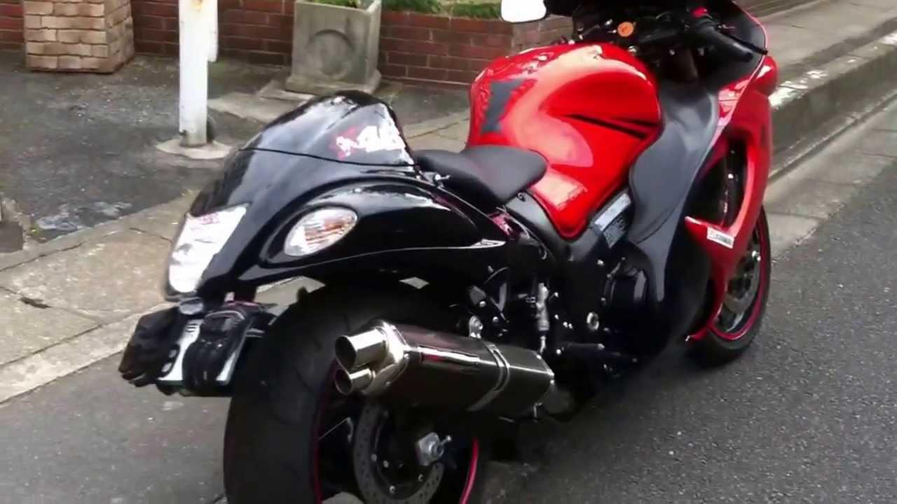 Ghost Rider Suzuki