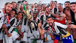 History in the making: Juventus' 3rd straight Coppa Italia