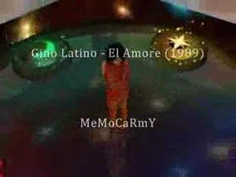 Gino Latino - El' Amore