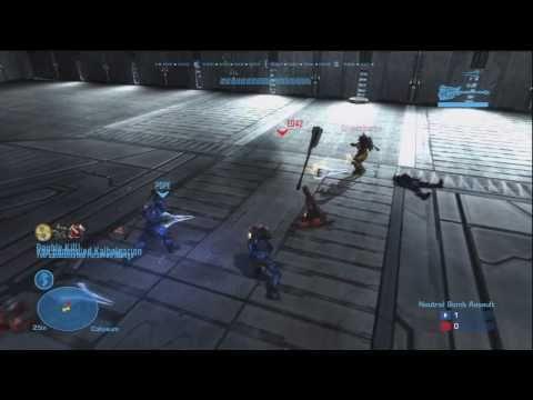 Halo: Reach - режим Grifball Evolved