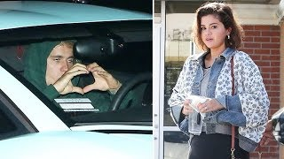 Just Bieber Sends Message Of Love After Selena Says She's