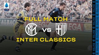 INTER CLASSICS | FULL MATCH | INTER vs PARMA | 1999/00 SERIE A TIM - MATCHDAY 03 ⚫🔵🇮🇹???