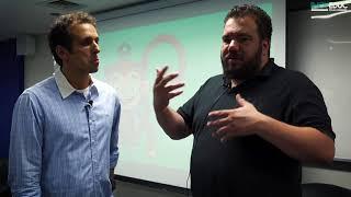 João Leal e André Campelo debatem como as suas iniciativas estimulam a leitura