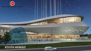 Cengiz Ergün Kültür Merkezi Projesi