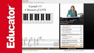 """Voiceleading Principles"" 