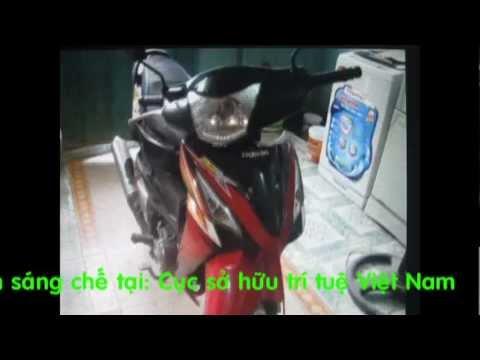 Cách lắp khóa chống trộm Thương Hiệu Phạm Gia cho xe  HONDA Wave RSX