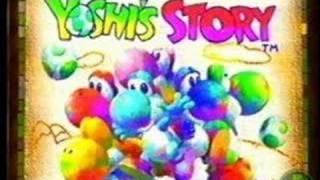 Yoshi's Story Jungle Fever