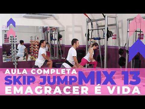 SKIP JUMP MIX 13 - by Tatiana Trévia