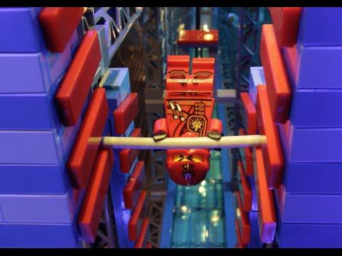 Lego NinjaGo - American Ninja Warrior