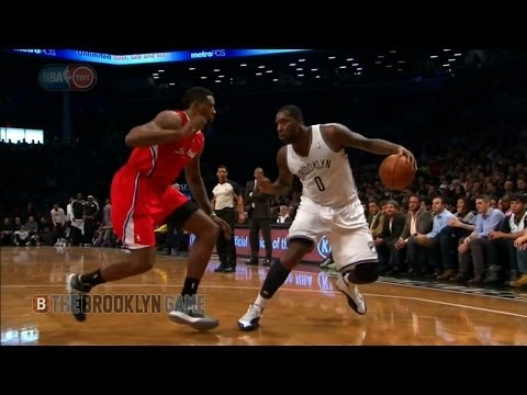 Andray Blatche Putting on a Show vs Clippers