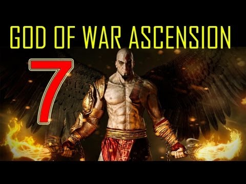 God of War Ascension - walkthrough part 7 let's play gameplay god of war 4 walkthrough part 1 PS3 HD