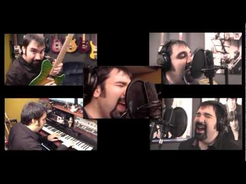 Split Screen Abbey Road Medley - Richie Castellano