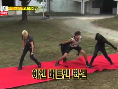 Running man ep 162 beast dance