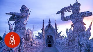 The Architectural Wonders of Thailand's White Temple