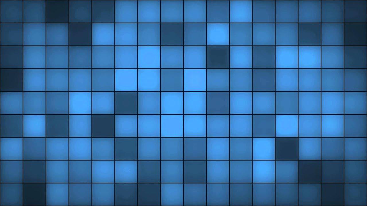 blue tiles - hd background loop
