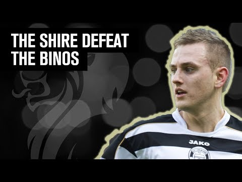 Composed penalty gives Shire the win | East Stirling 1-0 Stirling Albion
