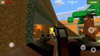 Pixel Gun 3D: Survival Shooter Para Android [Survival
