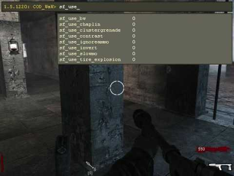 Cod Waw Zombies Cheats