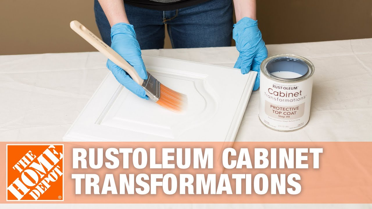 Rustoleum Cabinet Transformations Youtube