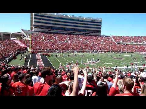 Texas Tech vs SMU 2010....must watch for all raider fans......go tech