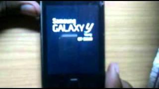 Rooting Samsung Galaxy Y S5360