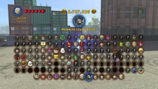 LEGO Marvel Superheroes Asgard Pack DLC Character