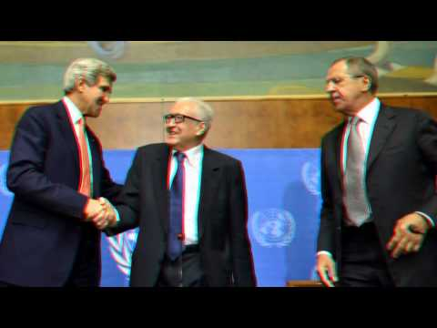 Syria Geneva talks Some common ground, Brahimi says