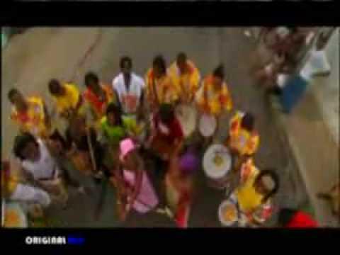 India Arie in Brazil with Ilê Aiyê