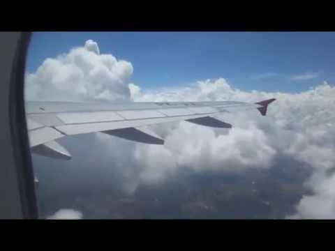 Airasia QZ 7527 From Bali to Jakarta
