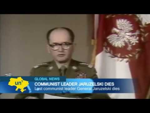 Poland's last communist leader dies: Jaruzelski declared martial law over Solidarity protests