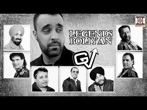 LEGENDS BOLIYAN - OFFICIAL VIDEO - GV