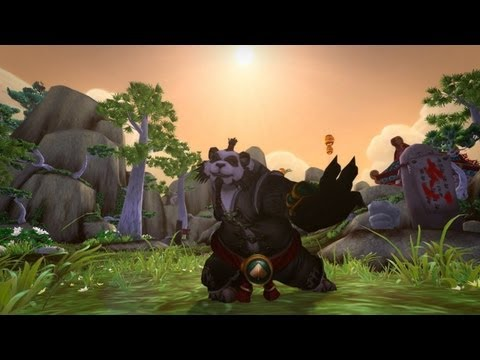 World of Warcraft: ЭТО ПАНДЫЫЫЫЫЫ!!!