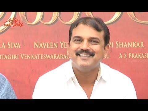 Srimanthudu Movie Press Meet Video