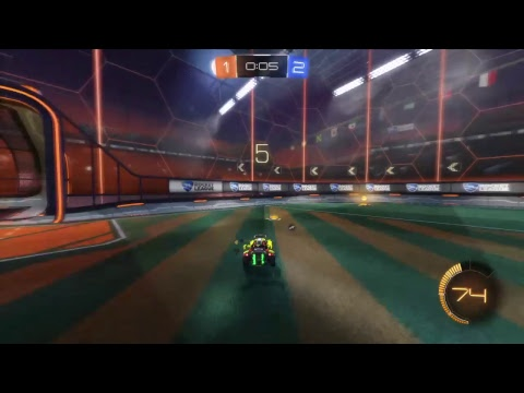 Rocket League Live PS4 Gameplay