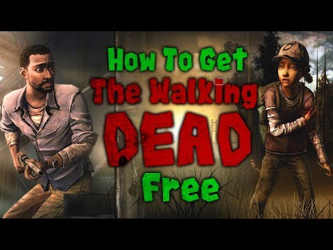 The Walking Dead Game Season 1 For Free Simple Tutorial For Beginners