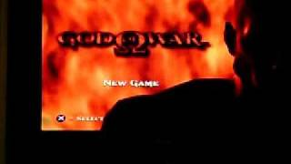 Video Comentado Do God Of War 1 Ps2