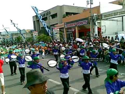 Tuna Festival 2009 - Dadiangas West Central Elem. School - Street Dancing