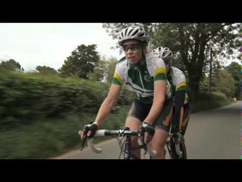 Beyond Limits: Catherine Walsh (Cycling)