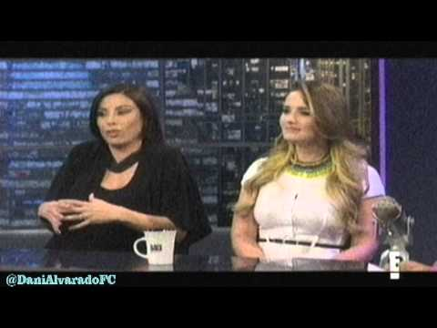 El show de Erika : Casi Late Night - Catherine Siachoque, Sandra Destinave y  Kimberly Dos Ramos