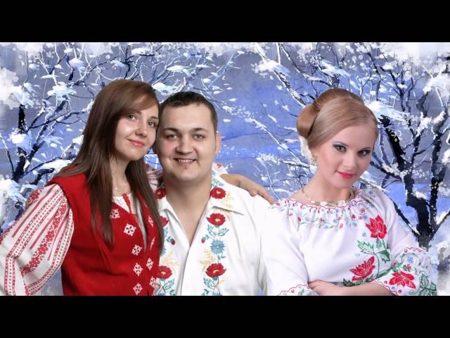 Colinde 2013 - Am pornit cu colindatul - Simona Boncut, Dani si Anca