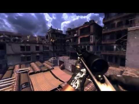 Sick Rush on Citystreets (CoD4) (PC)