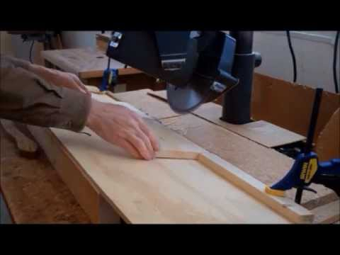 Making Hand Holds in the Beekeeper's Workshop