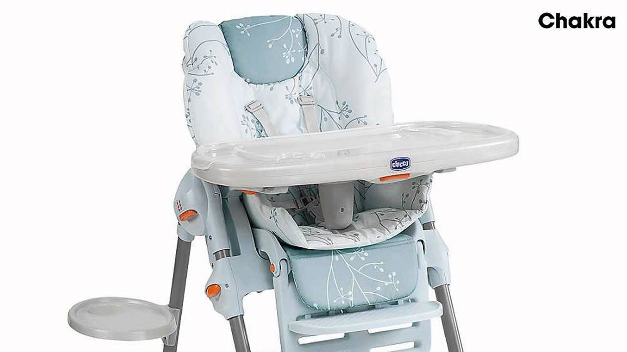 HOW TO : Replace Seat Covers on Chicco High Chairs - YouTube