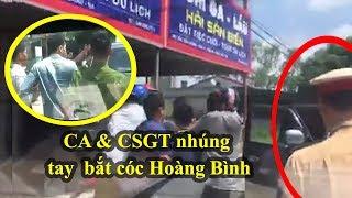 Bằng chứng an ninh giả danh côn đồ bắt cóc Hoàng Bình có kết hợp CSGT-Đập tan luận điệu xuyên tạc CS