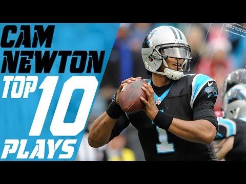 Cam Newton's Top 10 Plays of the 2016 Season | Carolina Panthers | NFL Highlights