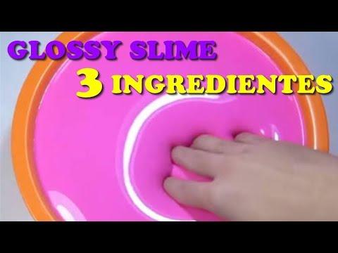 POLYFORT EXTRA, UNIVERSAL E BISCUIT - DIY: Como fazer a glossy slime