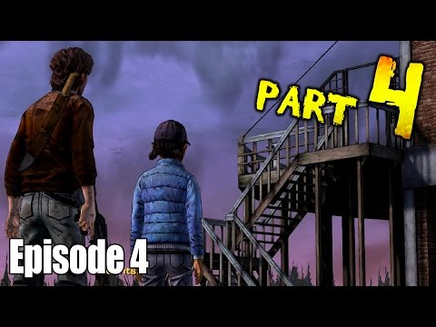 The Walking Dead Game: Season 2 - Part 4 [Episode 4: Amid The Ruins] Walkthrough/Gameplay