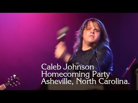 Caleb Johnson at the Orange Peel